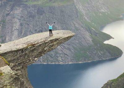 Lauren's Trip to Norway