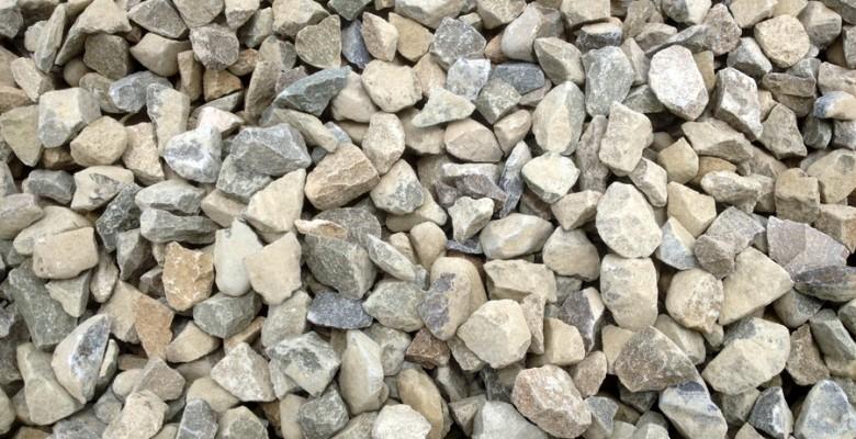1″ Crushed Rock