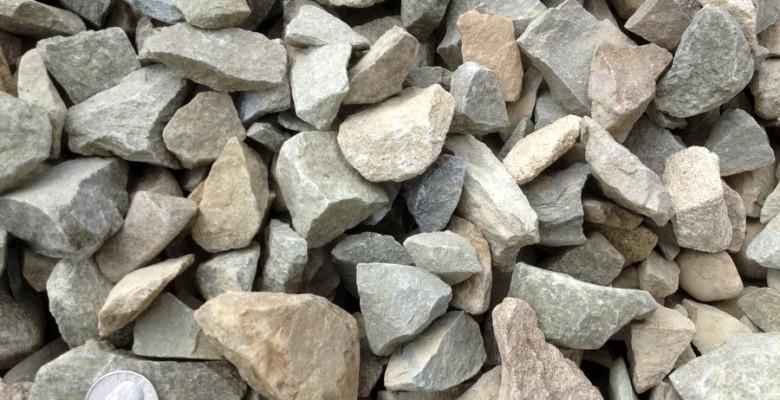 2″ Crushed Rock