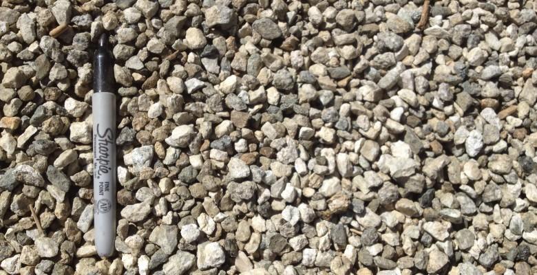 3/8″ Crushed Rock