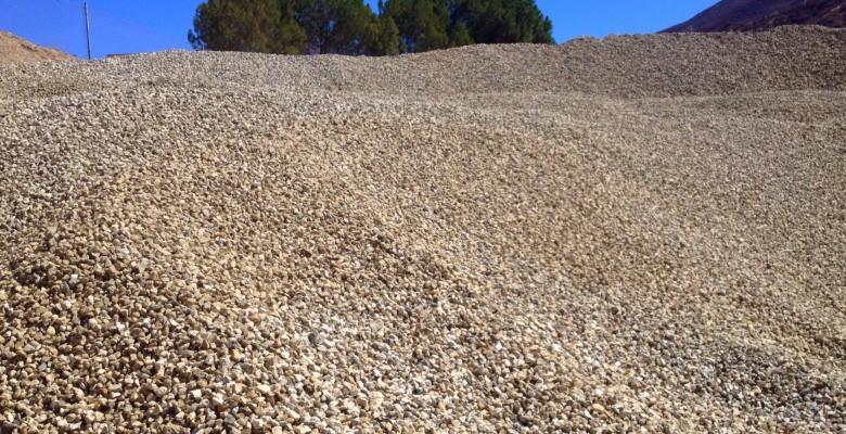 3/4″ Crushed Rock