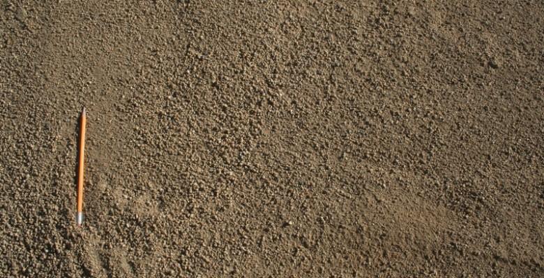 Dry Plaster Sand
