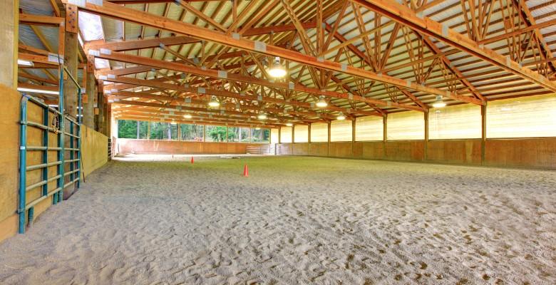 Horse Arena Sand