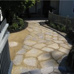 Embedded with Flagstone