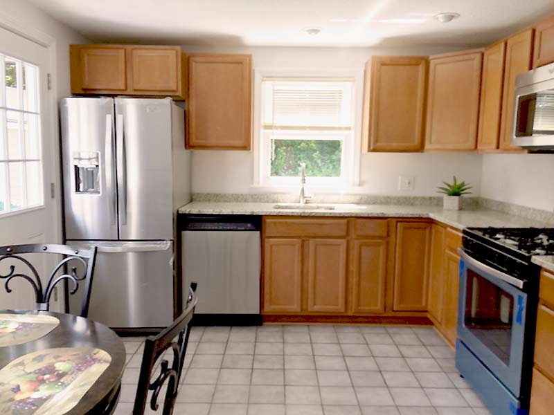 Kitchen After Remodeling