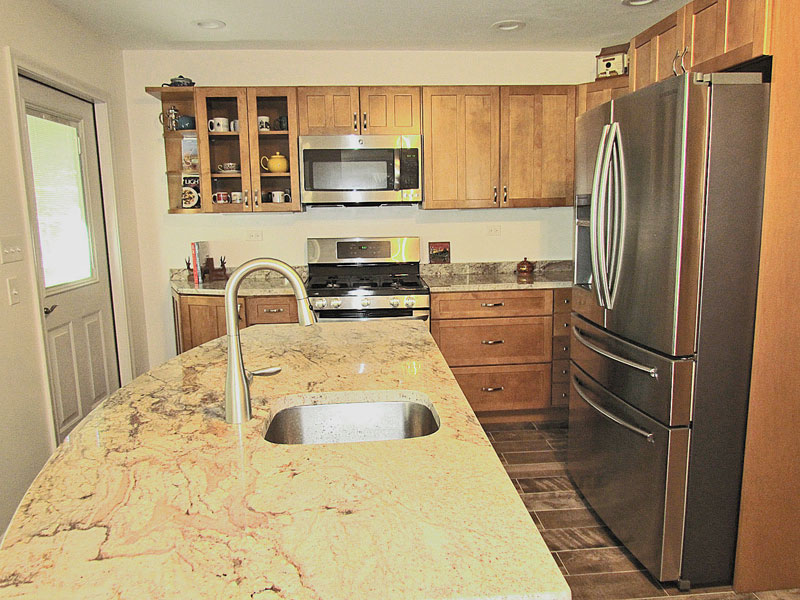 Kitchen with Wood Accents 2