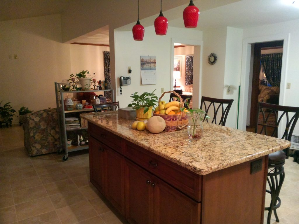Finished Kitchen by Handyworks