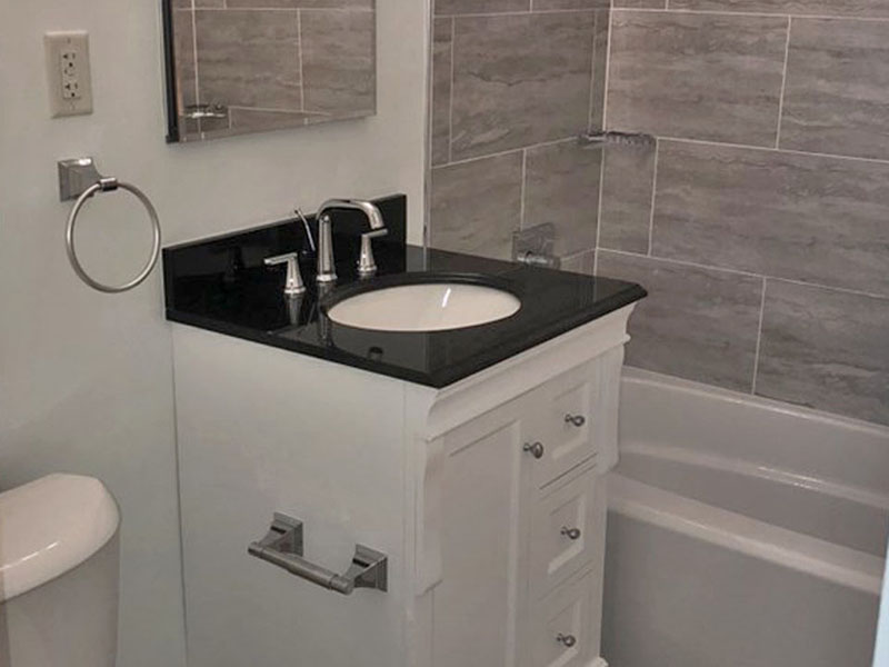 Bathroom Branford CT Remodel