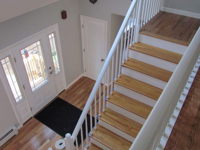 Interior Staircase Project