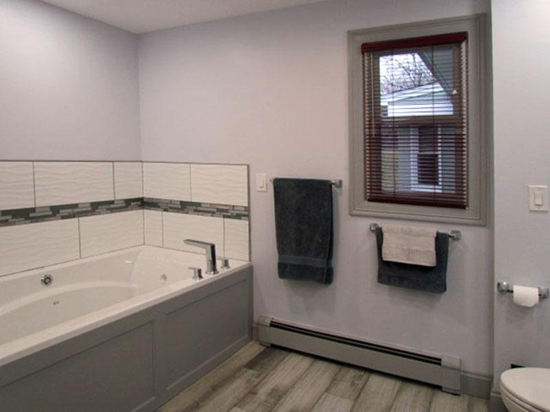 Bathroom Remodel Example