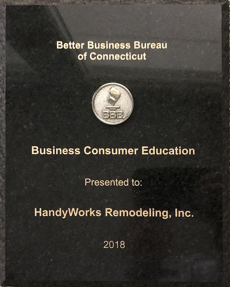 BBB Award 2018