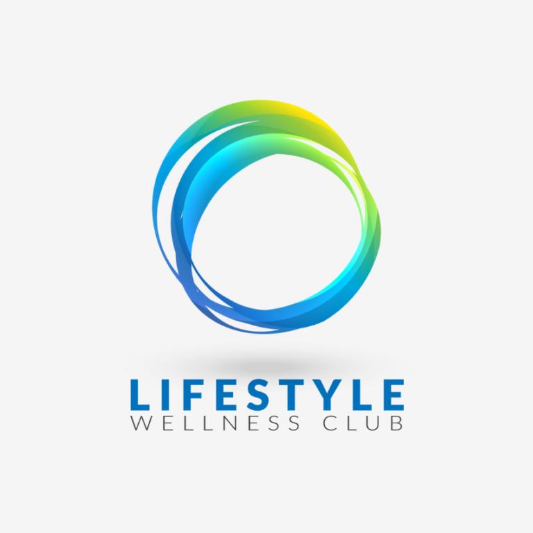 Lifestyle Wellness Club logo