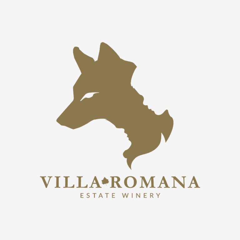 Villa Romana Estate Winery Logo