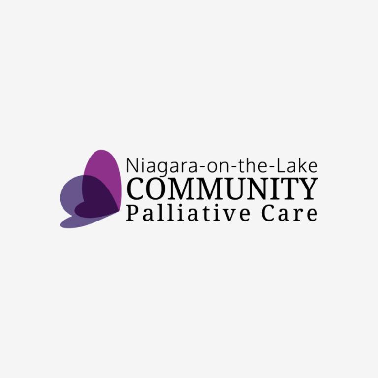 Niagara-on-the-Lake Community Palliative Care Logo
