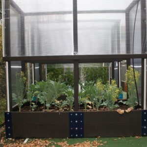 Enclosed Raised Garden Bed Kits
