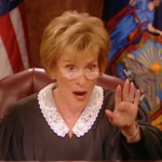 What an angry female judge might look like.