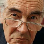 stern disapproving glare