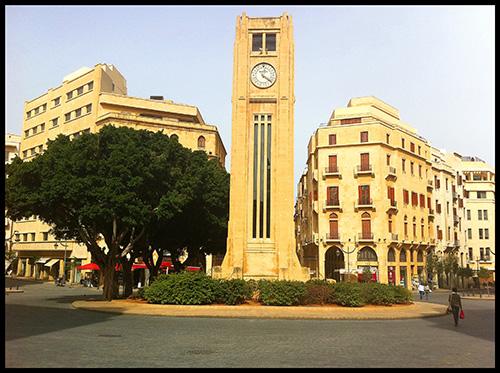 Nejmeh Square