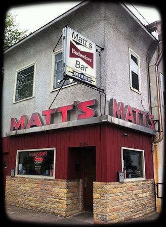A photo of Matt's Bar
