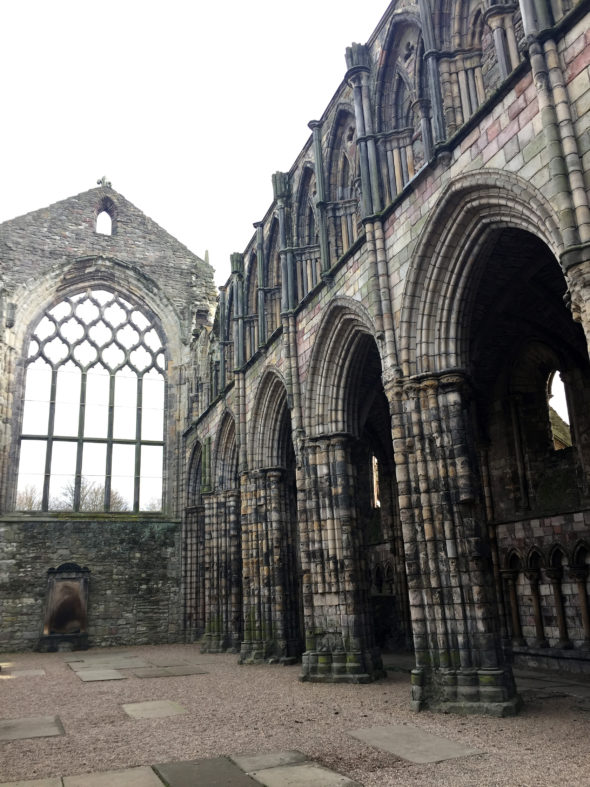 Picture of Holyrood Abbey