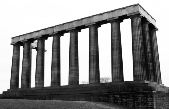 Image of National Monument of Scotland