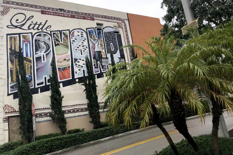 A photo of Miami's Little Havana