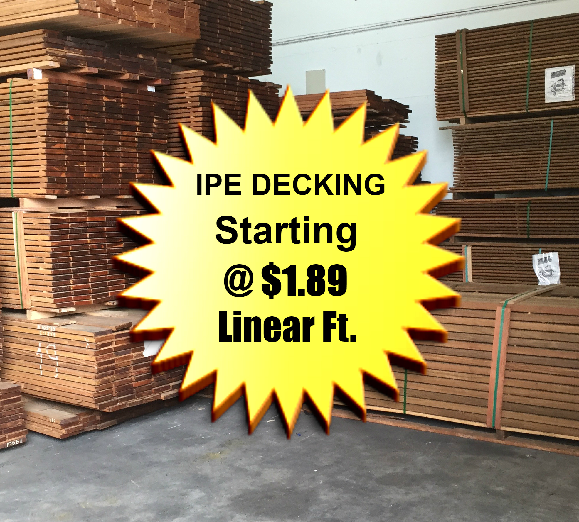 Best Price Santos Mahogany Wood Decking Tampa Fl