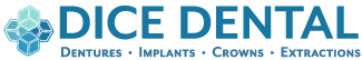 Dice Dental Logo