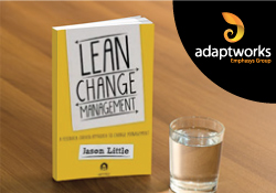 Lean Change Management - Jason Little
