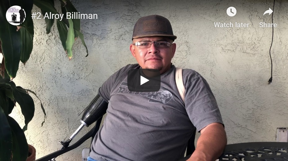 Alroy Billman Interview Video Thumbnail WHOA