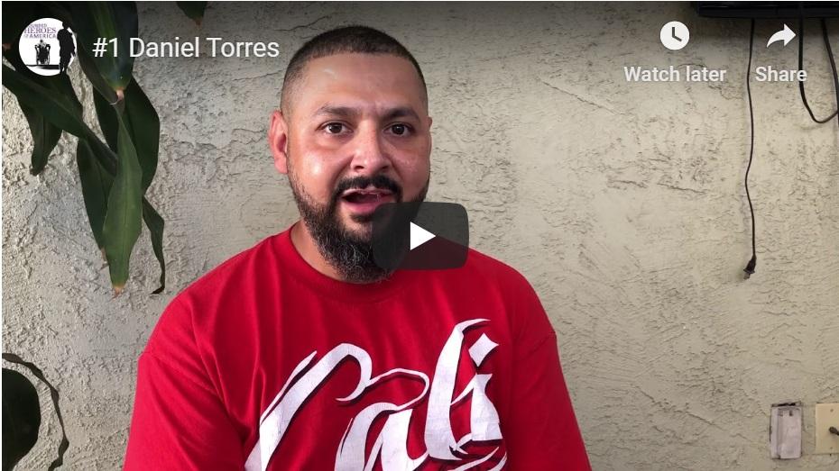 Daniel Torres Interview Video Thumbnail WHOA