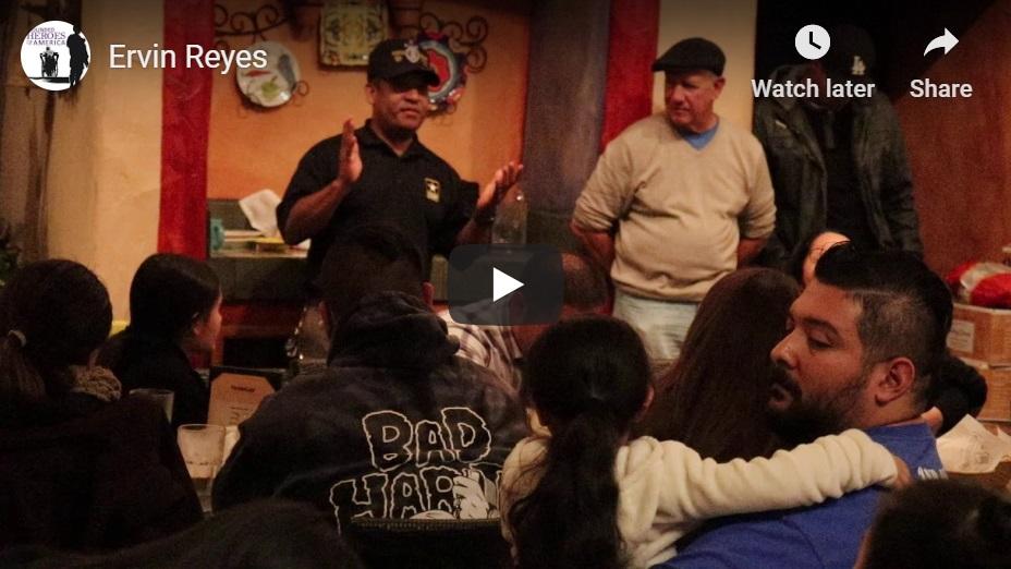 Ervin Reyes WHOA Interview
