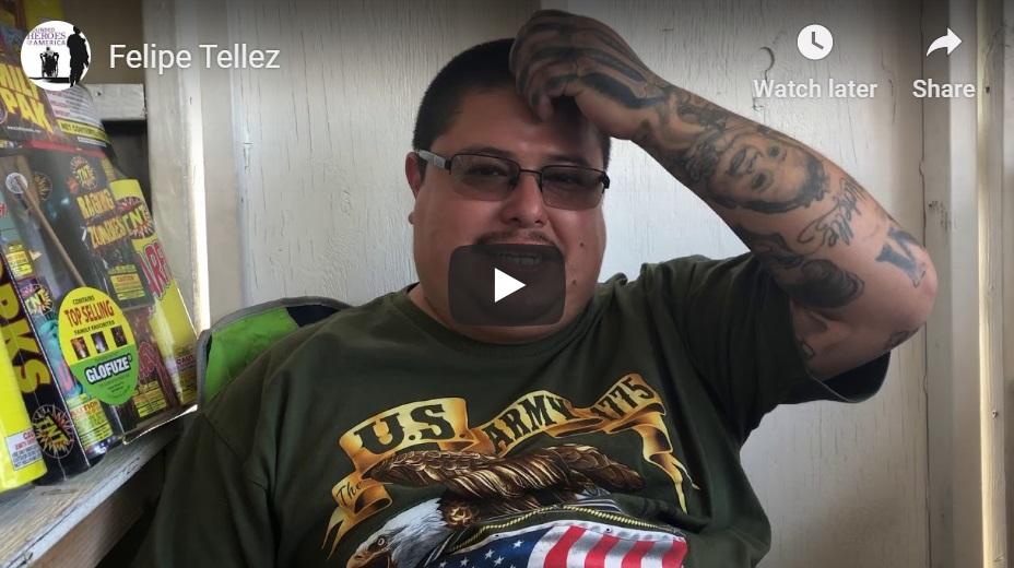 Felipe Tellez Interview Video