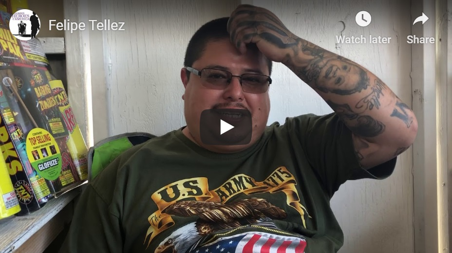 Felipe Tellez Interview Video
