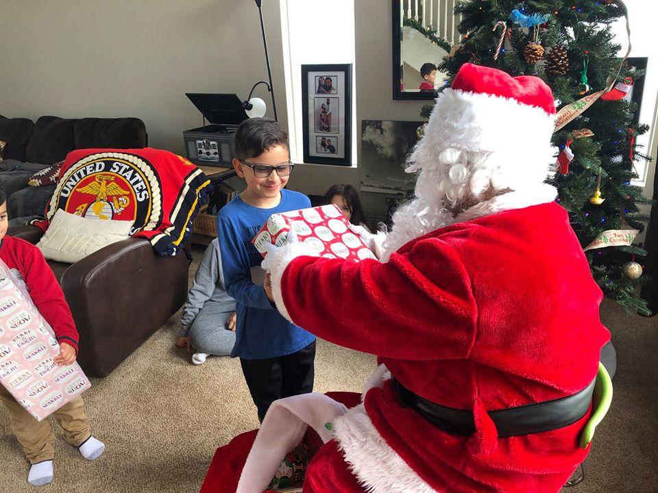 Operation Santa Day 1