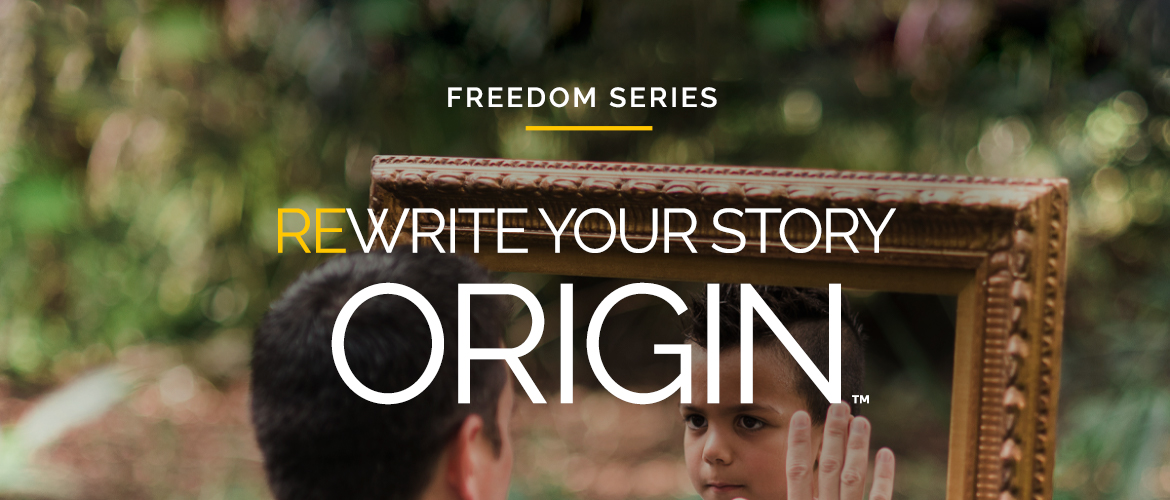 Freedom Series: Rewrite Your Story Origin