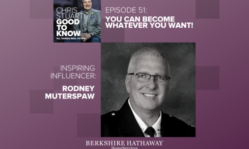 You Can Become Whatever You Want! [Rodney Muterspaw Interview]