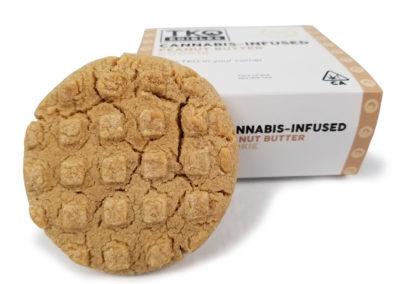 TKO Edibles Peanut Butter Cookie