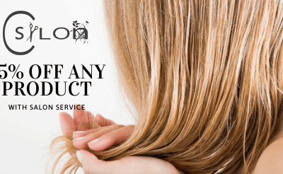 Create your Summer Look with C Salon