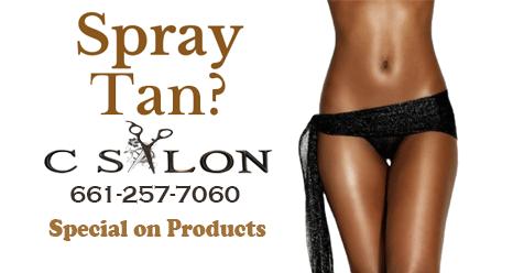 C Salon SCV – Get Our Special