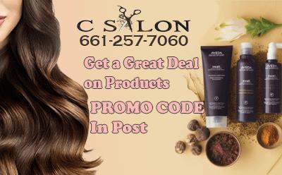 Promo Code for C Salon SCV