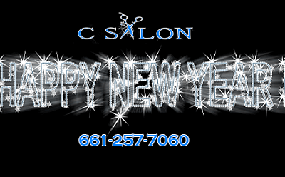 Happy New Years SCV – C Salon in Castaic