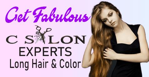 Get Fabulous Hair at C Salon SCV