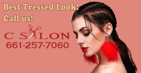 Best Tressed Looks at C Salon Santa Clarita