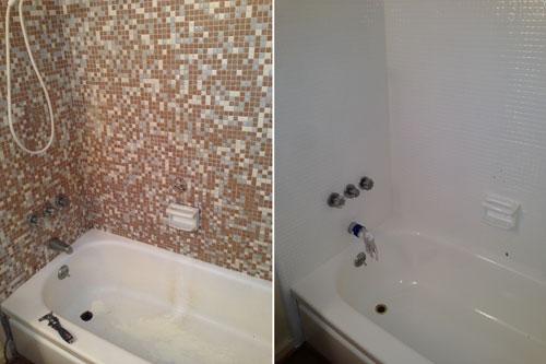 tub-walls