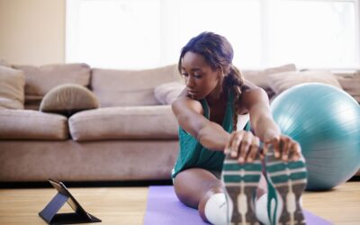 How to Commit to At-Home Training for a Short Time