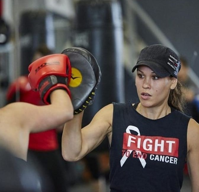 Guest Blog!! Jennifer Huggins from Kingsway Boxing knows age is just a number!