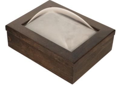 Ebony Keepsake Box