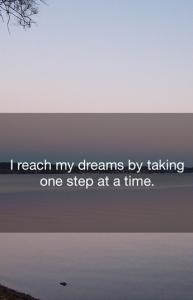 DreamsOneStepatTime