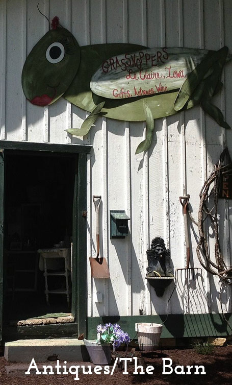 Antiques/The Barn